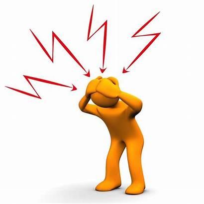 Headache Clipart Migraine Headaches Stress Cluster Pain
