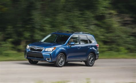 Forester Performance by 2016 Subaru Forester 9092 Cars Performance Reviews