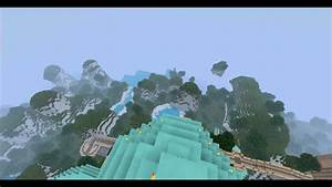 Minecraft Build #1- Air Temple - YouTube