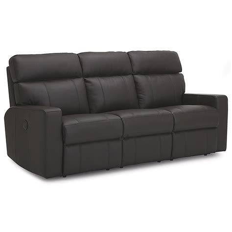 apartment size reclining sofa palliser oakwood 41049 61 apartment size power reclining