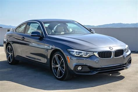 Bmw 4 Series Coupe 2019 by New 2019 Bmw 4 Series 430i Coupe 2dr Car In Concord