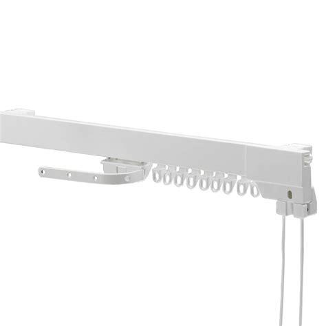 swish supreme corded curtain track white ebay