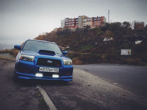 2015 Subaru Forester Sti Sg 9 Tuning Stance Youtube