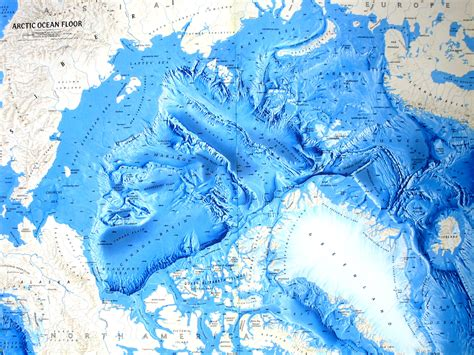 ocean floor relief maps detailed maps  sea  ocean