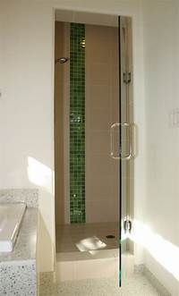 glass tile bathroom Step Up the Impact with Tile