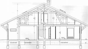 wonderful plan maison avec mezzanine photos best image With amazing dessin plan de maison 11 boussole 1