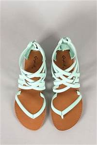 1000 ideas about Green Sandals on Pinterest