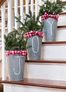 Weihnachtsdeko Ideen Für Draußen : 1001 dekoideen weihnachten das treppenhaus weihnachtlich dekorieren ~ Whattoseeinmadrid.com Haus und Dekorationen