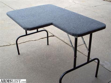 portable shooting bench armslist for portable shooting benches