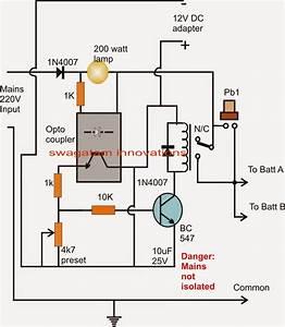 1000 Watt Ups Circuit