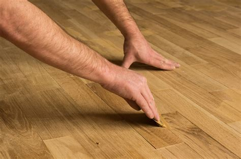 ways  fix warped wood floors hardwood bargains blog