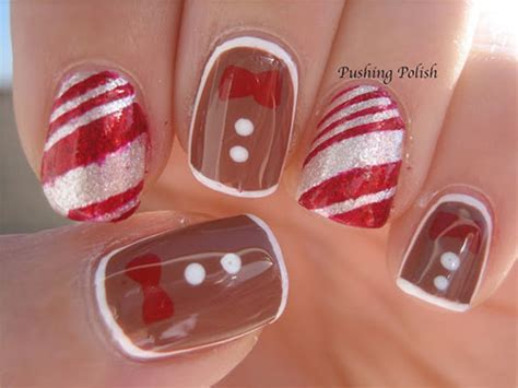 12+ Christmas 3d Nail Art Designs, Ideas, Trends