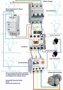 Do It By Self With Wiring Diagram  Phase Controller Wiring