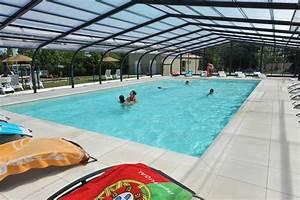 camping 3 campilo a la roche sur yon piscine loisirs With camping mobil home vendee avec piscine