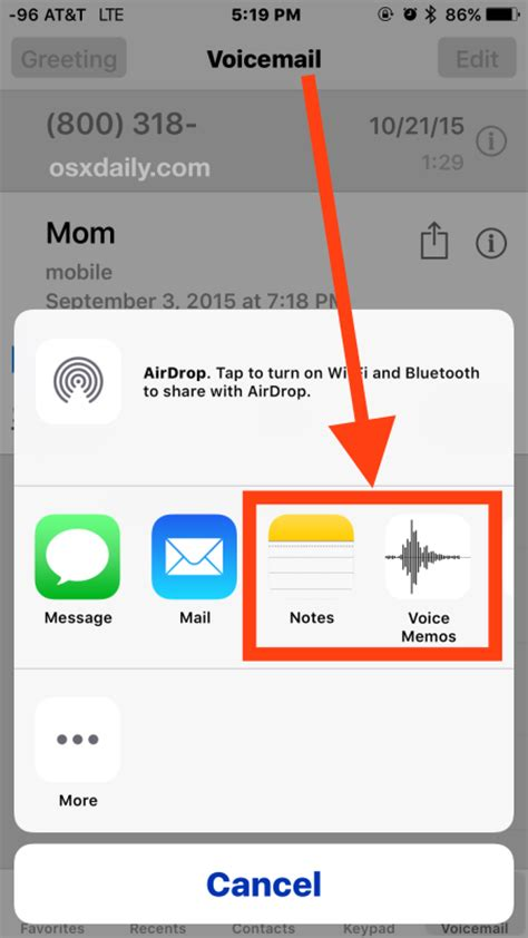 save voicemail iphone how to save voicemail on iphone