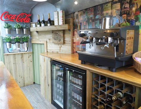 Mobile Horse Box Bar Available To Hire In The Lancashire