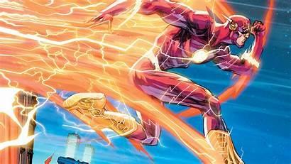 Flash Comics Dc Wallpapers Superhero Comic Background