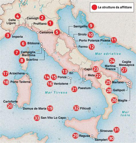Vacanza Italia by Vacanze Al Mare In Italia Le Spiagge Gli Indirizzi E La