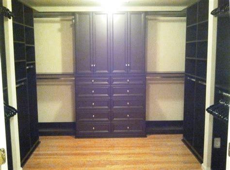 his hers master closet contemporary closet