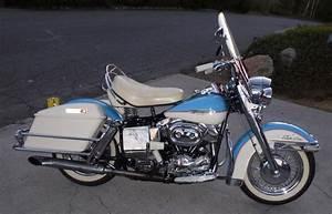 1969 Electra Glide Flh  U0026quot Stock U0026quot   13 500