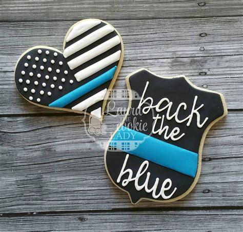 ideas  police cupcakes  pinterest police