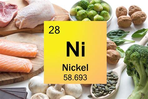 alimenti contenenti nikel allergia al nichel sintomi almenti esami dieta cosa