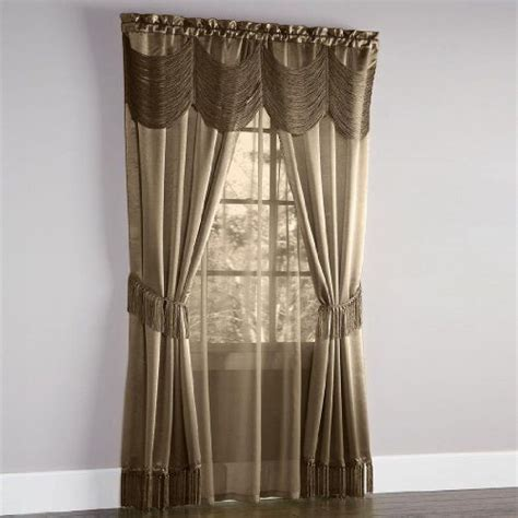 Brylane Home Kitchen Curtains by 1000 Images About Home Kitchen Window Treatments On