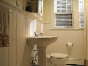 bathroom ideas with wainscoting home improvement bathrooms with wainscoting