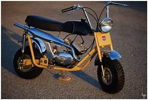 Franco Morini Engined 50cc Bonanza