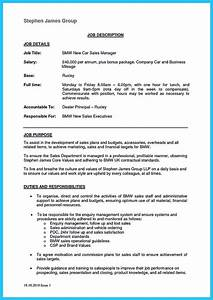 Example Of Resume For College Application Writing A Clear Auto Sales Resume
