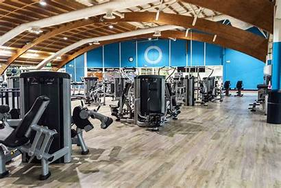 Wilmslow Total Fitness Gym Healthy