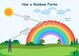How Rainbows Form