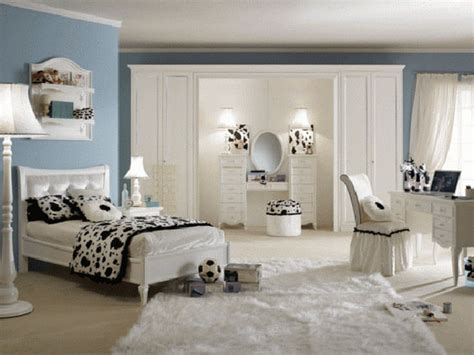 beautiful  charming bedroom design  teenage girls design swan