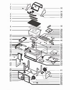 Weber 6731411 Parts List And Diagram