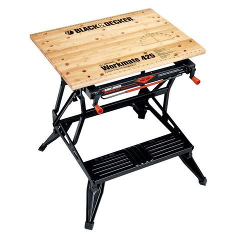 black decker        adjustable wood work bench