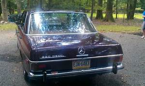 Find Used 1973 Mercedes Benz 220d 4 Door Sedan Mb 220 D