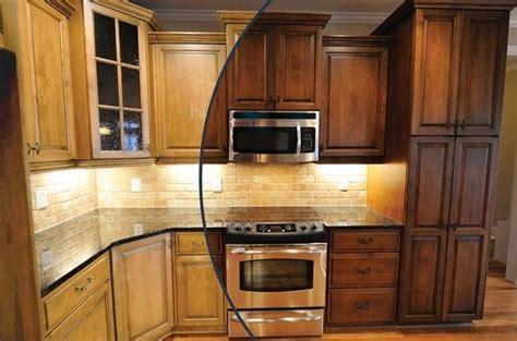 refinishing stained kitchen cabinets oak kitchen cabinet stain colors popular kitchen cabinet