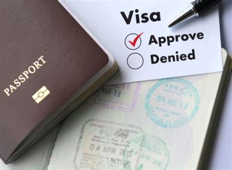 Types Of Visas For The United States