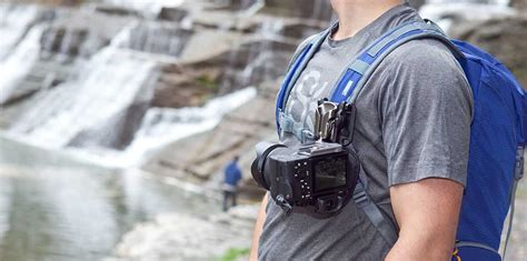 carry camera  hiking techstribe