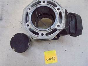Arctic Cat Zrt 600 Cylinder And Piston 1996