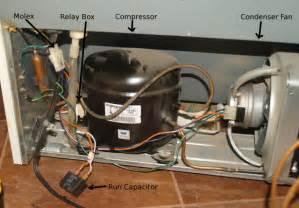 refrigerators parts frigidaire refrigerator parts diagram