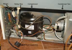 Simple Wiring Diagram Refrigerator