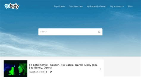 So if you are looking. Tubidy : Download Music Video Search Engine For Mobile ...
