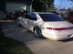 517slangn 1995 Lincoln Mark Viii Specs  Photos