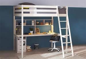Dimension Lit 1 Place 1 2 : 10 lits enfants en mezzanine pour s 39 inspirer blog but ~ Teatrodelosmanantiales.com Idées de Décoration