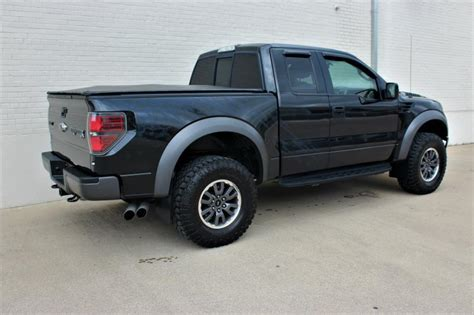 2010 Ford F 150 SVT Raptor 4x4 4dr SuperCab Styleside 5.5
