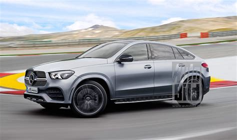 Future Mercedes Gle by The Future Mercedes Gle Coupe By Auto Bild Mercedesblog