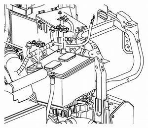 2009 Jeep Compass Wiring  Battery