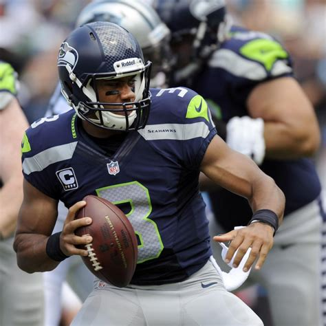 ers  seahawks comparing  ground attacks leading