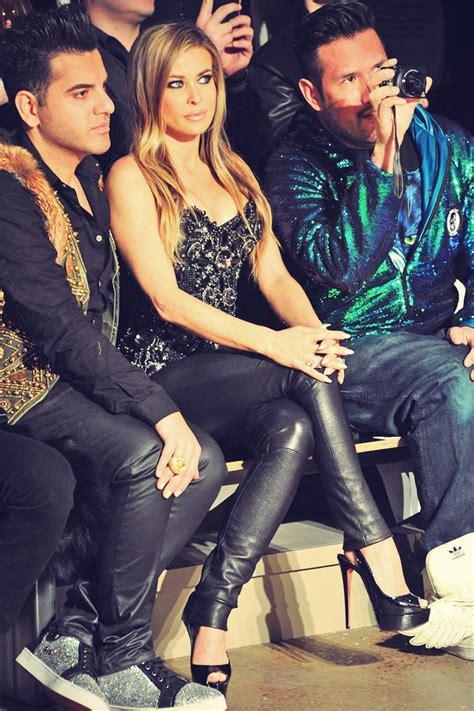 carmen electra attends  blonds fall  fashion show